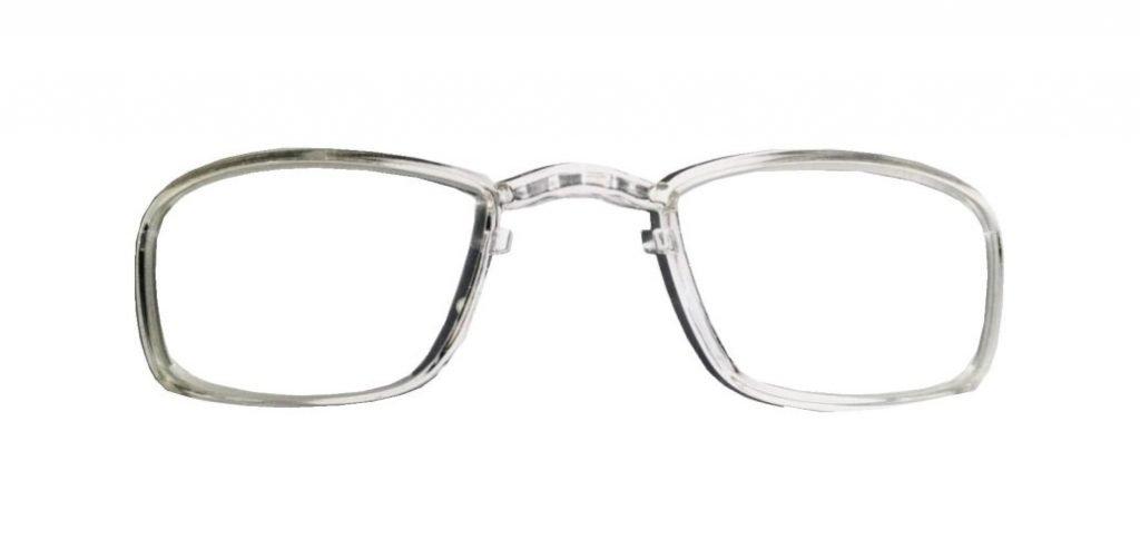 clip vista per occhiali vista sport con lenti categoria 4