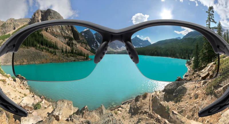 occhiali da sole polarizzati per guidare