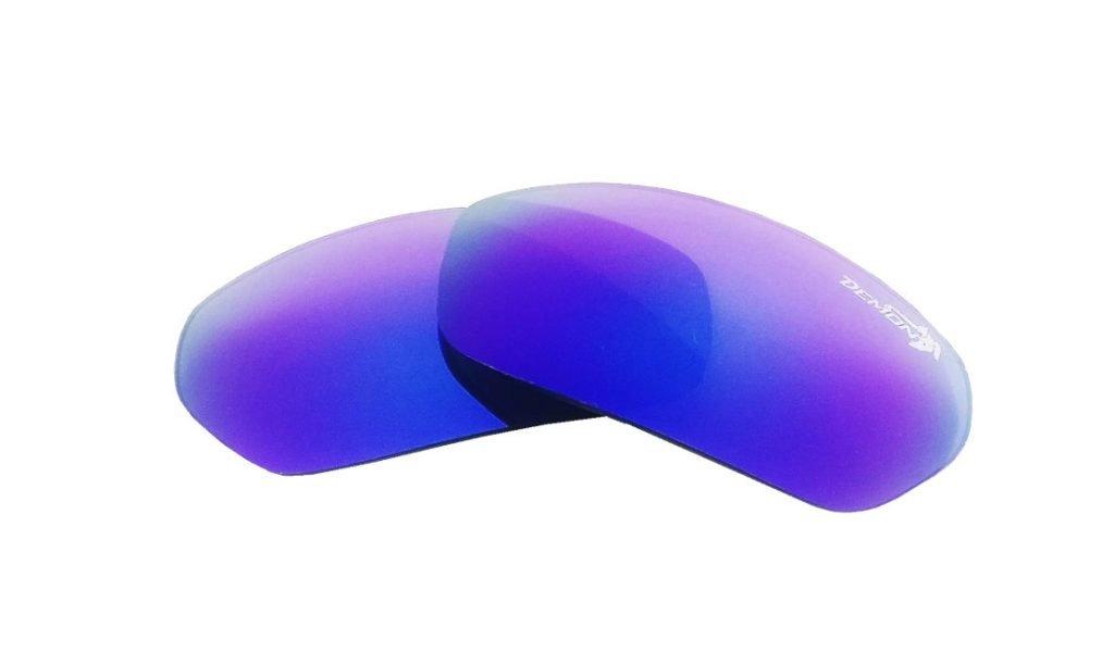 lenti specchiate fumo per occhiali da outdoor e montagna