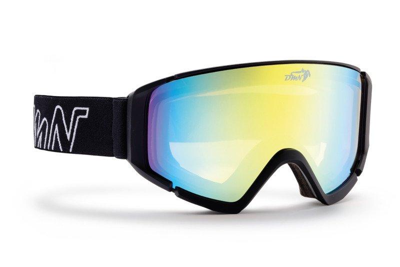 Maschere da sci con lenti polarizzate modello peak