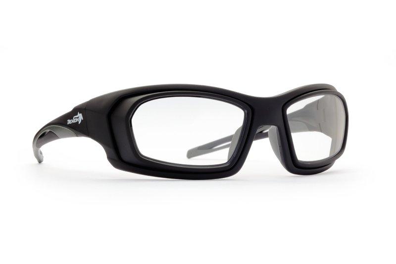 occhiale vista sport per mountain bike per lenti progressive