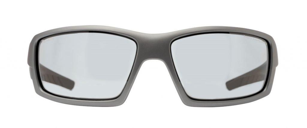 occhiale da montagna per alpinismo con lenti fotocromatiche polarizzate 2-4 modello DOME