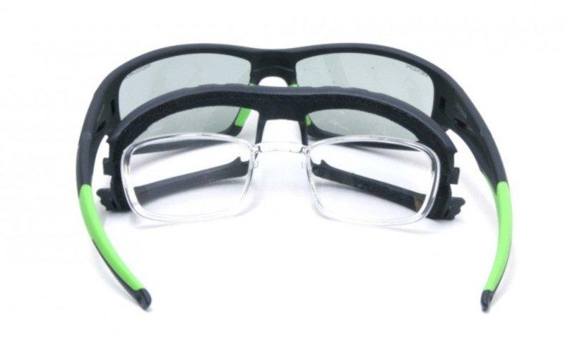 occhiali sportivi da vista con lenti fotocromatiche per montagna e alpinismo