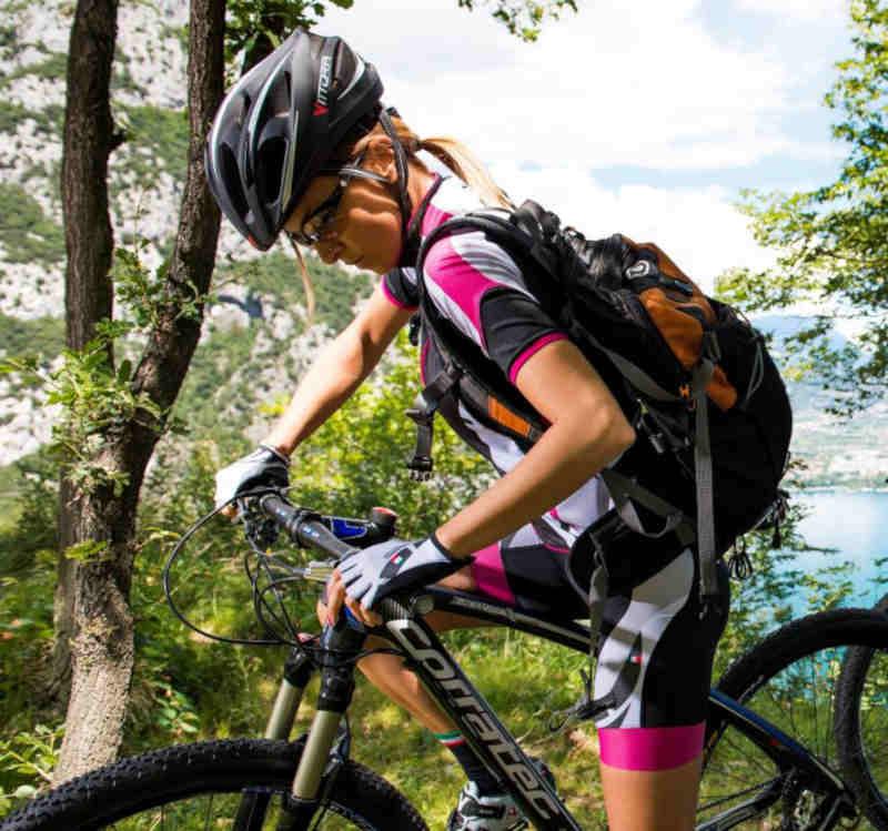 occhiali donna fotocromatici per mountain bike