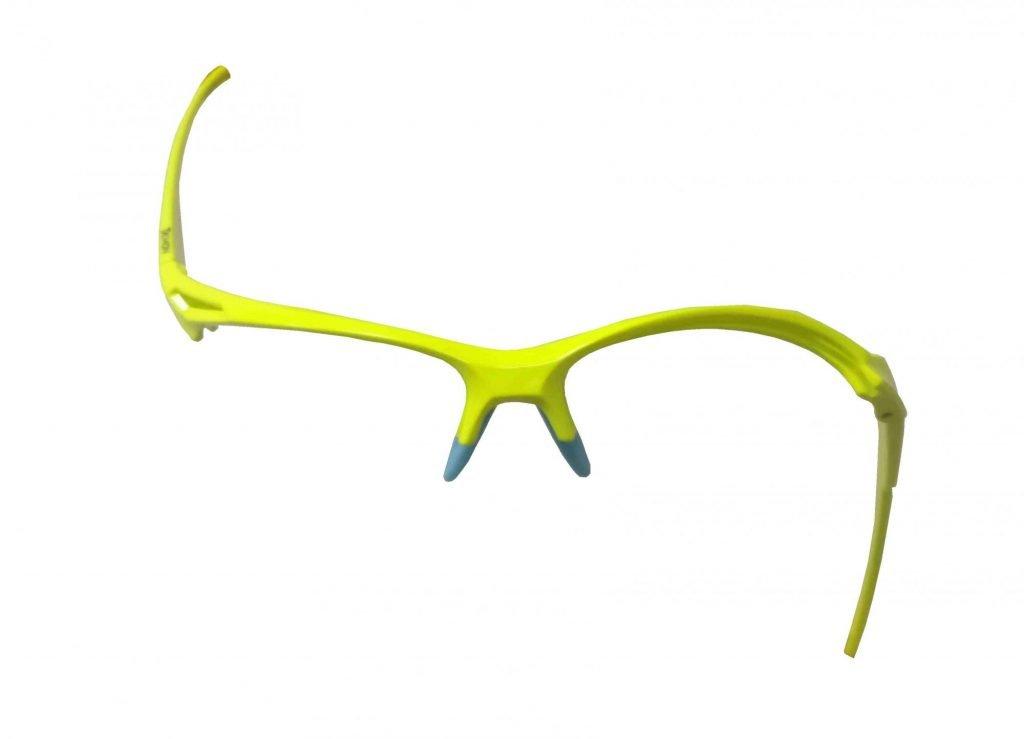 montatura in TR90 per occhiali da sci ad alta resistenza
