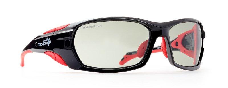 occhiali da sci con lenti fotocromatiche 2-4 per scialpinismo