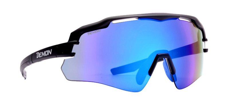 Occhiali da sci con lente specchiata per sci da discesa