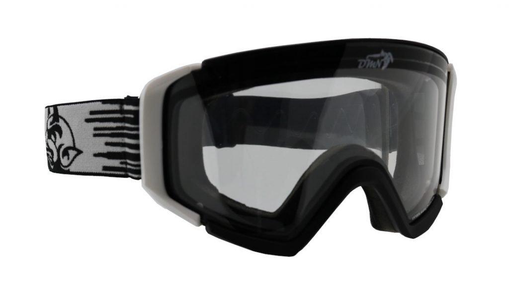 Maschera per sci notturna modello PEAK