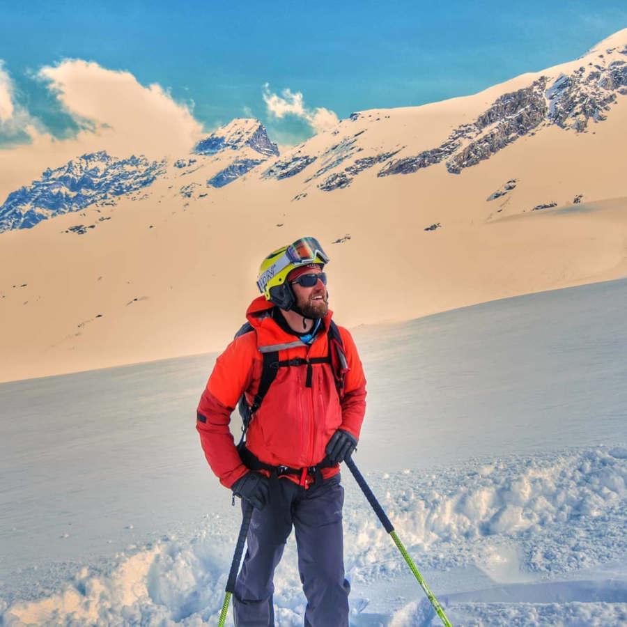 Maschera per scialpinismo per uomo e donna