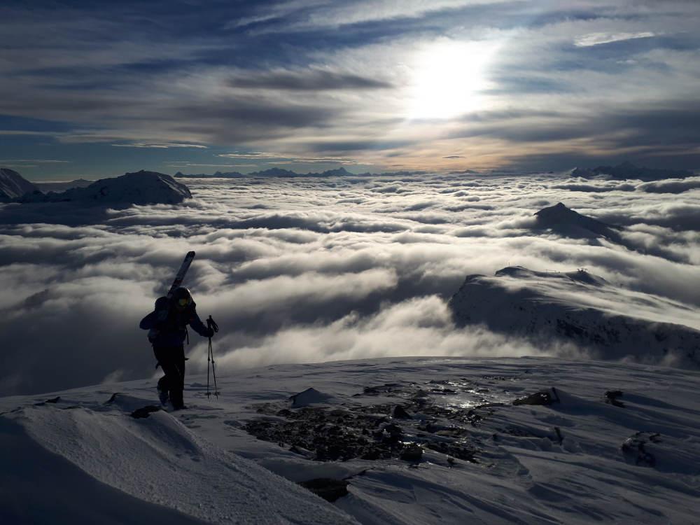 Maschere per scialpinismo