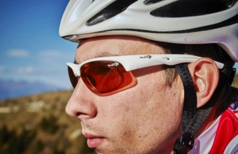 Occhiale da ciclismo graduato per mtb e bici da corsa
