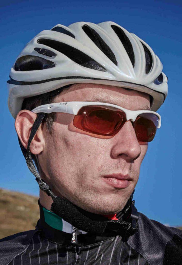 occhiali da ciclismo graduati per mtb e bici da corsa