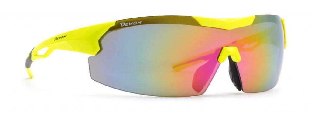 Occhiale a mascherina per kayak lenti intercambiabili modello VISUAL