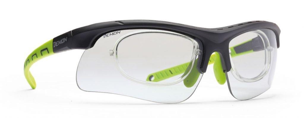 Occhiale da vista per kayak lente fotocromatica modello INFINITE OPTIC