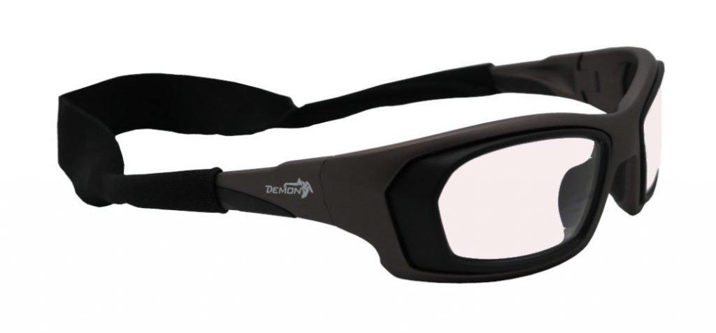 occhiale da vista per kitesurf con cordino elastico in neoprene modello vista sport