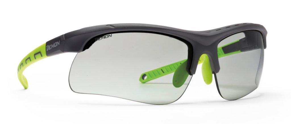 occhiale kayak lenti fotocromatiche DCHROM modello infinite optic