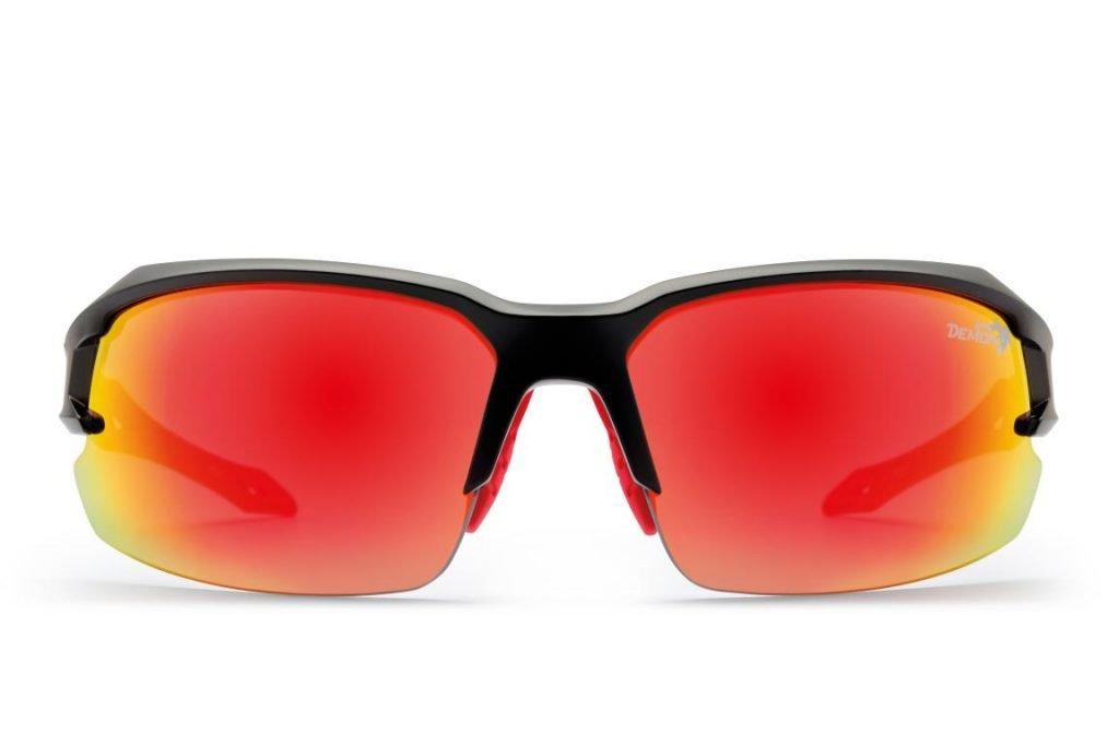 occhiale per kayak con lenti specchiate intercambiabili modello TIGER