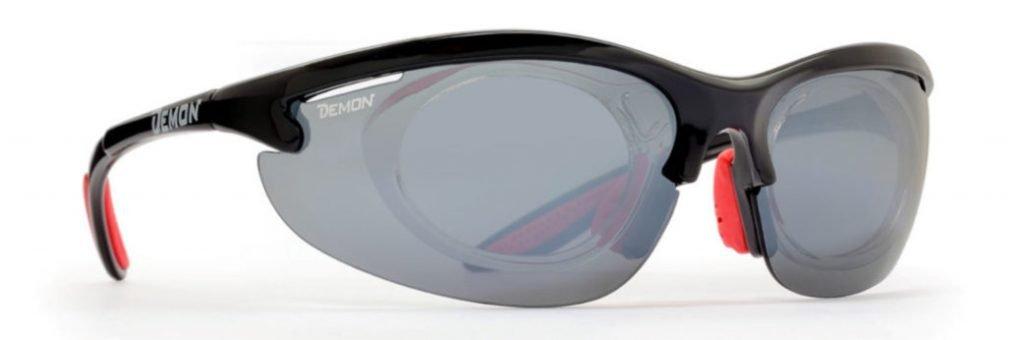 occhiale sportivo per kayak da vista con lenti intercambiabili modello 285