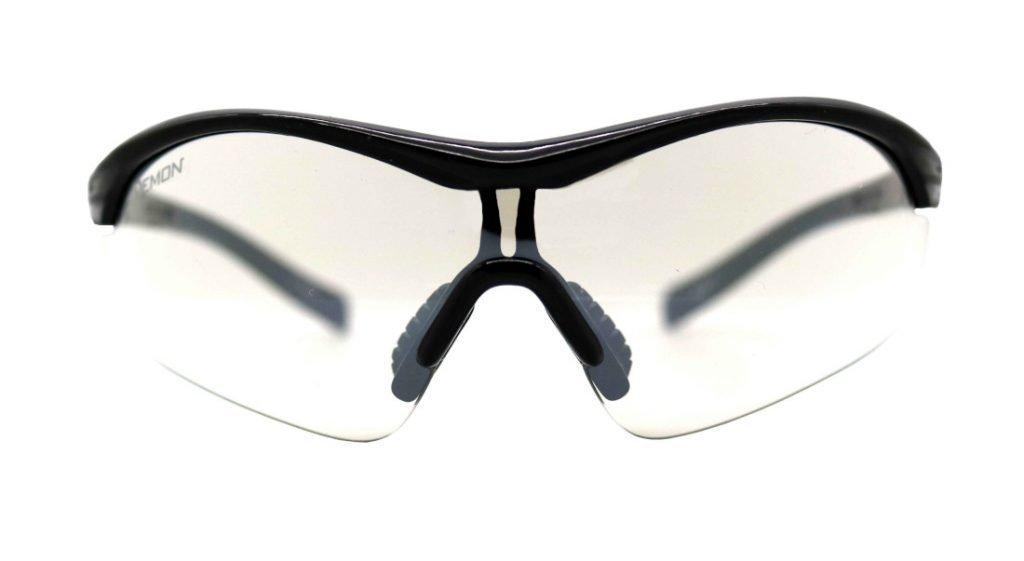 Occhiali per kayak con lente trasparente