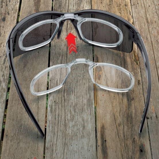 Occhiali sportivi da vista per Kayak