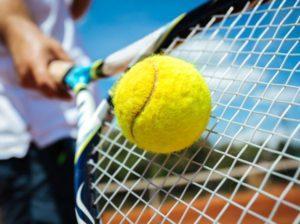 Lenti polarizzate per tennis